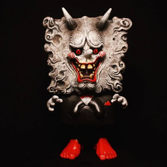 Tengyu and Hannya 'JIGSAW' by Nomiwa x Unbox Industries 3