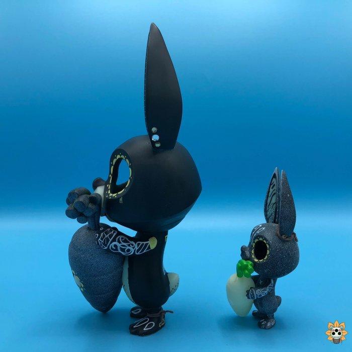conejitos de la muerte death bunnies By Ink Visuals COARSE x PLAYHOUSE Nibble and Root GID 324231
