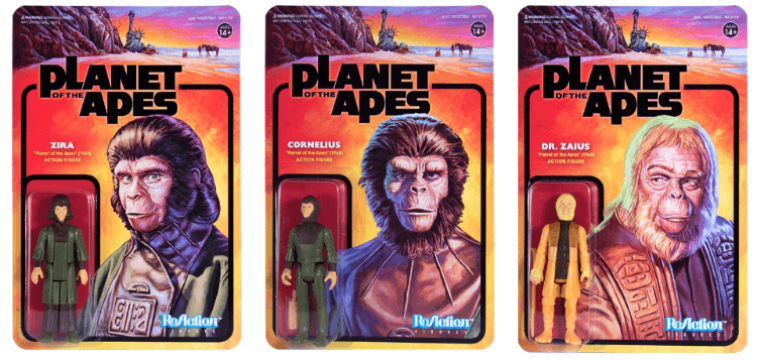 Super7 x Planet of the Apes ReAction Figures 2