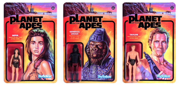 Super7 x Planet of the Apes ReAction Figures 3