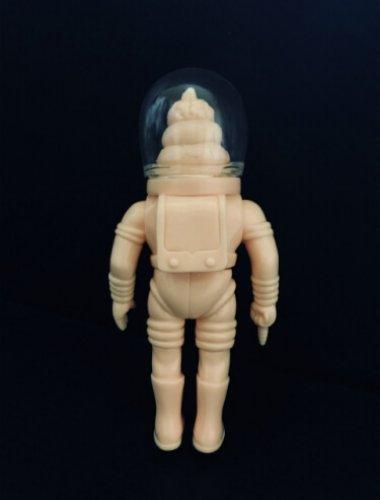 Goccodo Mini Astro Unkotsu Blister Pack Keshigomu Color 4