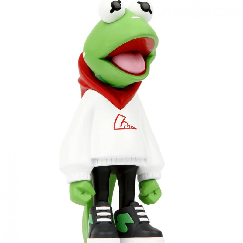 KERD HAZARD Kids Series By Jong Hun Ha Hands in Factory Kermit