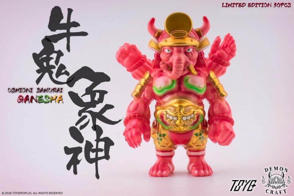 USHIONI GANESHA BY SCOTTY W TOYS X TOYZERO PLUS online release 2