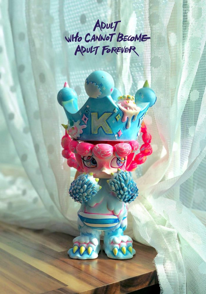 Adult who cannot become adult forever Erosion Molly By rakTANG x Kennyswork x Instinctoy