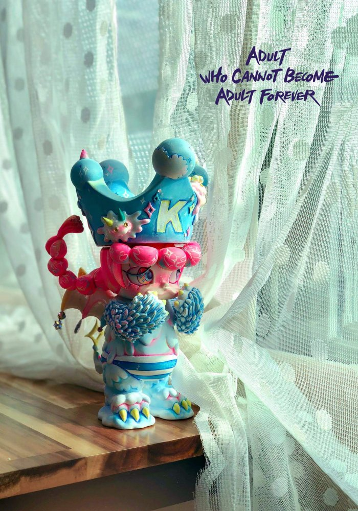 Adult who cannot become adult forever Erosion Molly By rakTANG x Kennyswork x Instinctoy full