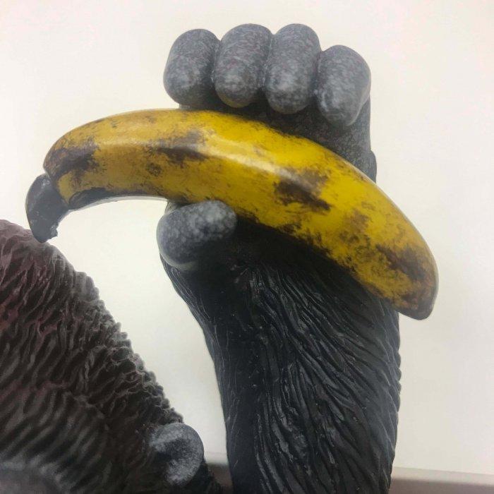 Akagi Kong BOSS SingSing Gorilla CHASE Revealed by Chino Lam x Mame Moyashi banana