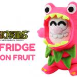 Puffridge Dragon Fruit Furry Feline Creatives SDCC