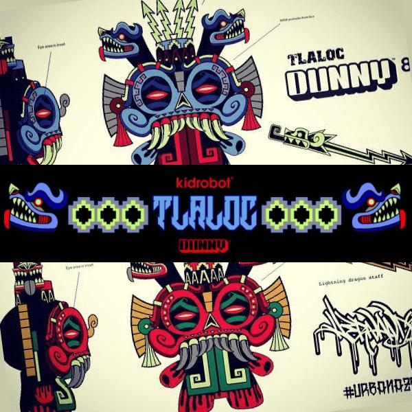Save-Jesse-Hernandez-s-Urban-aztec-8inch-Tlaloc-Ki