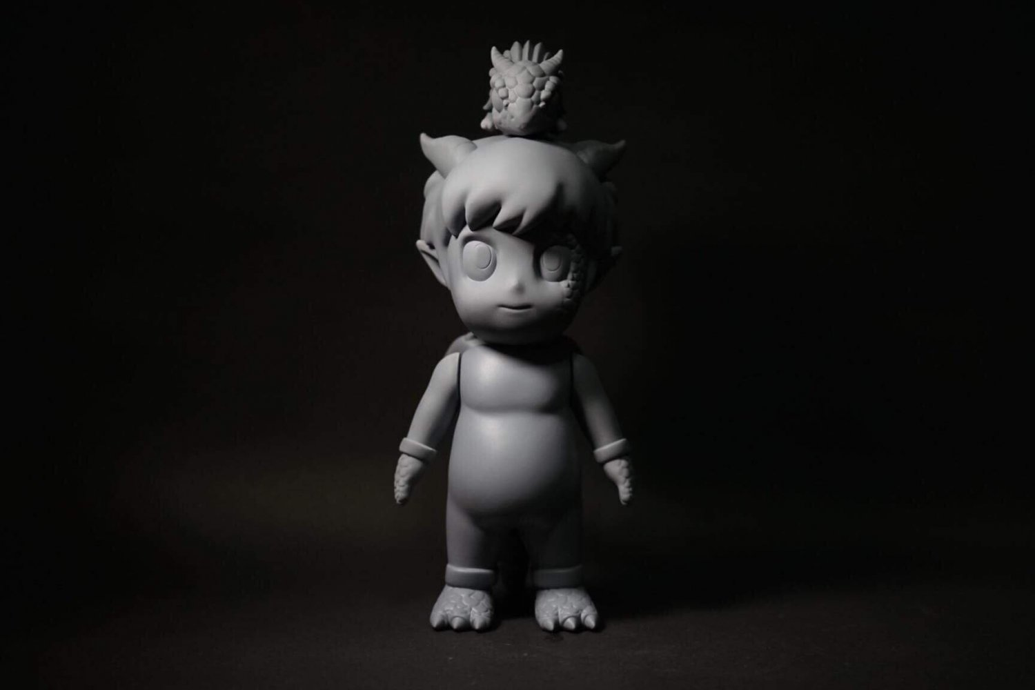 Ray & Rocco the Dragon Boy By Ballroon Weesuwan x WEE Toys Gallery
