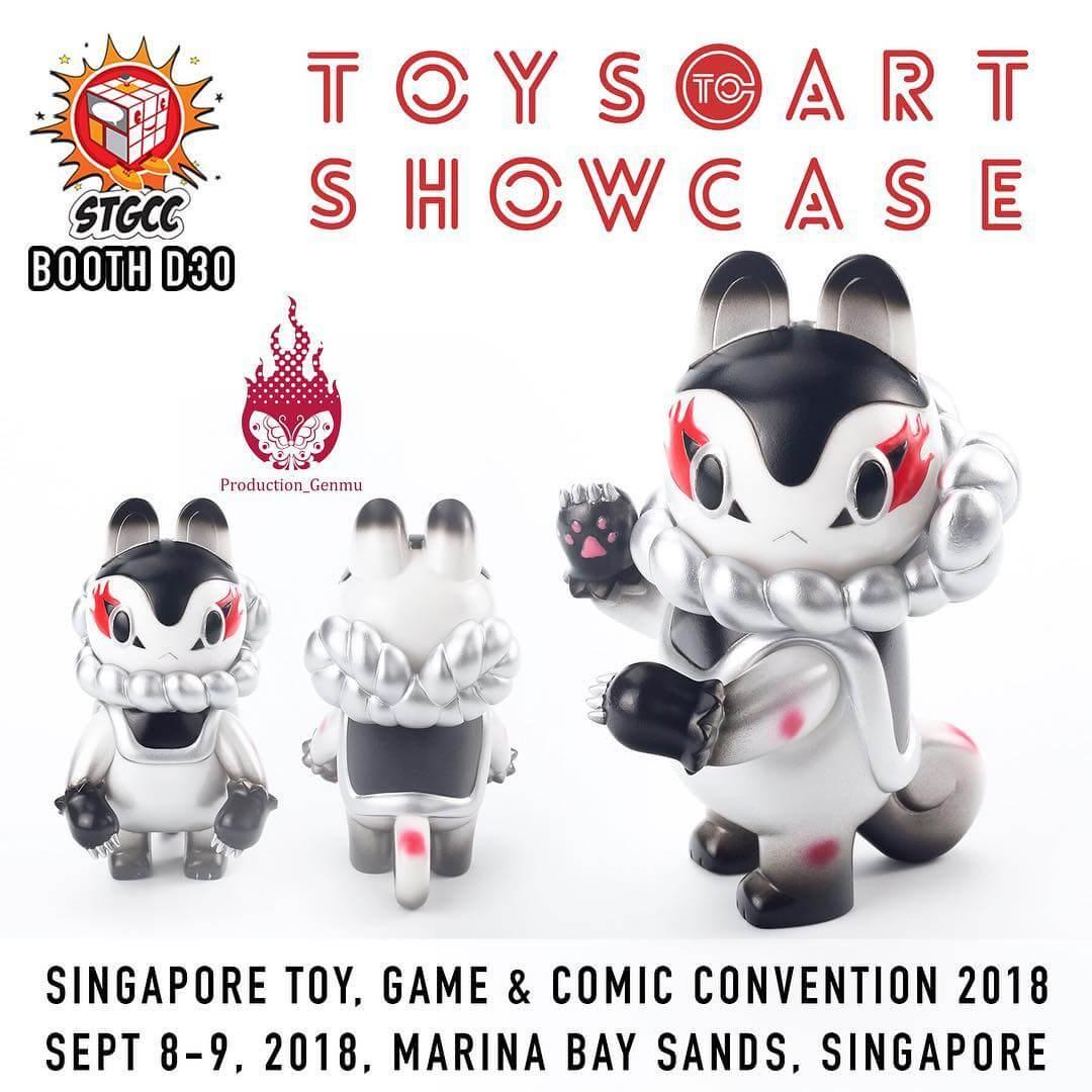 Toys to Art Showcase Collection series-STGCC-1