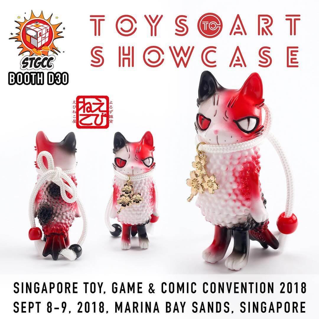 Toys to Art Showcase Collection series-STGCC-2