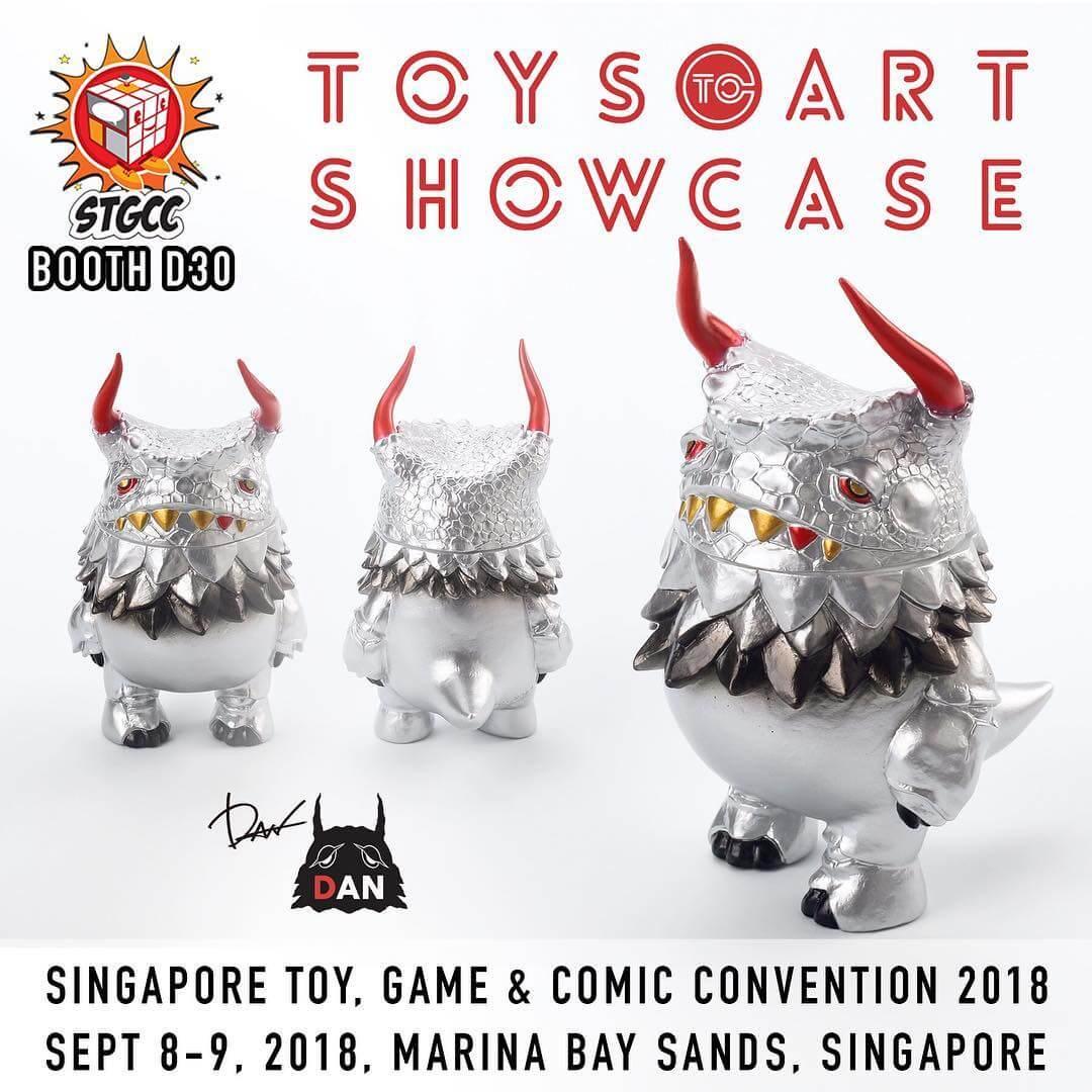 Toys to Art Showcase Collection series-STGCC-4
