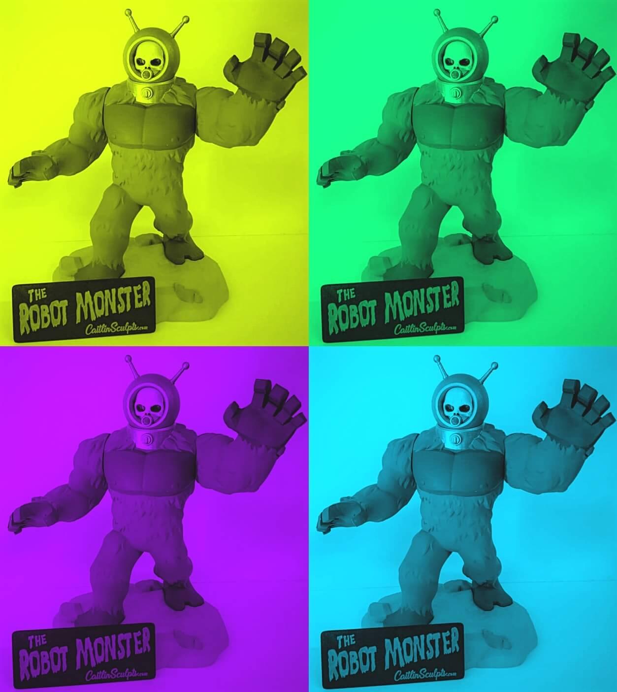 robot-monster-caitlin-sculpts