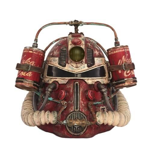 Fallout Jacknife Helmet