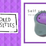 Taylored Curiosities Self Conscious aromatherapy plush art doll