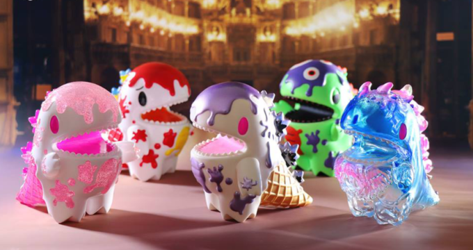 Monster-little-Dino-unbox