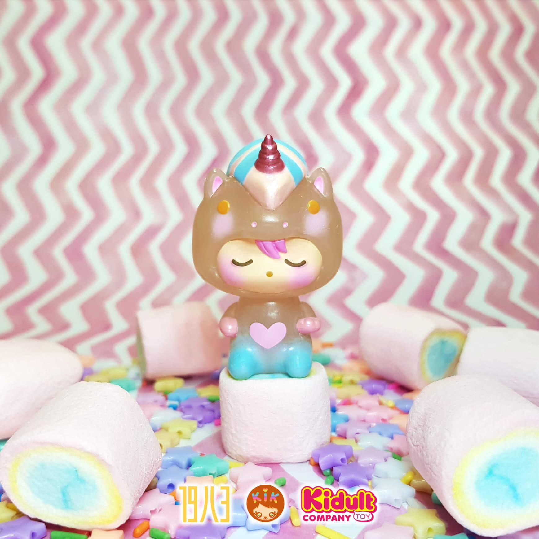 Quay Blind Box Mini Series 2 Jelly Version By Kik Toyz X Kidult Toy Pin Circuit Die Cut Machine Cake On Pinterest It
