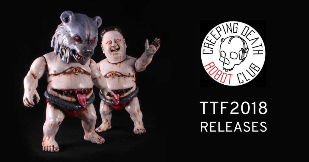 creepingdeathrobotclub-ttf2018-releases