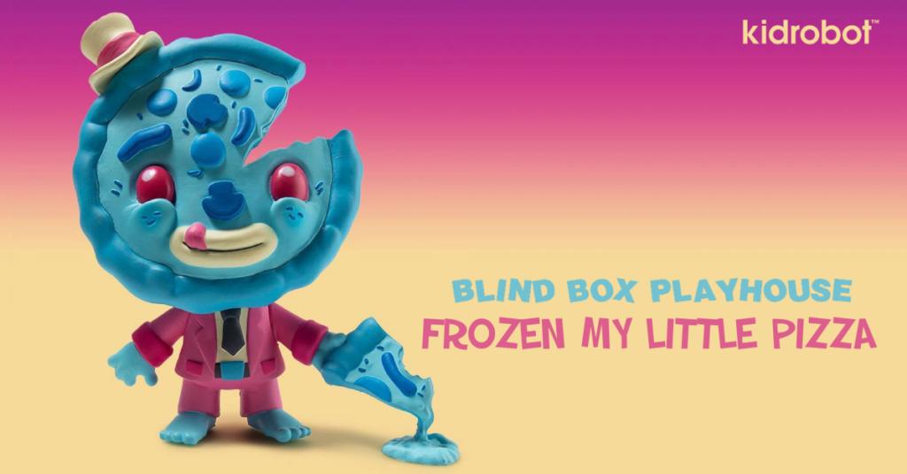 frozen-my-little-pizza-kidrobot-blind-box-playhouse