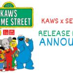 kaws-sesamestreet-uniqlo-release-details