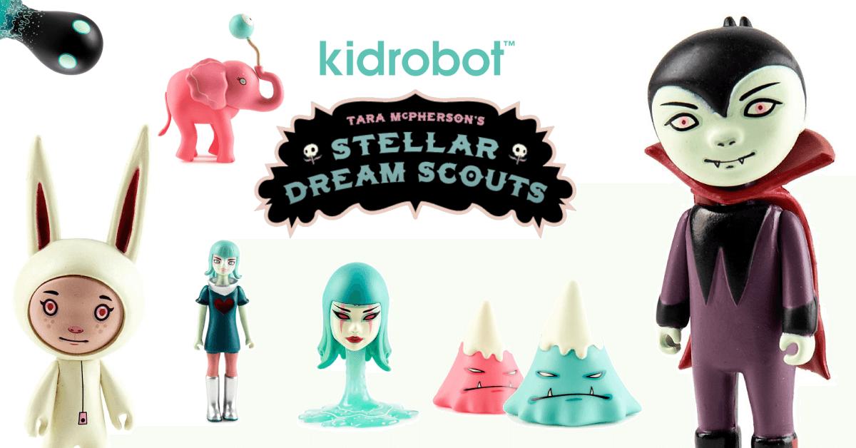 stellar-dream-scouts-kidrobot-tara-mcpherson