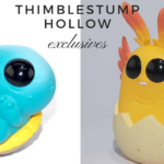 Thimblestump Hollow series 2 exclusive retailers release tordish chicory