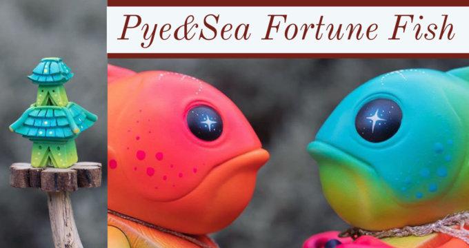 Pye and Sea