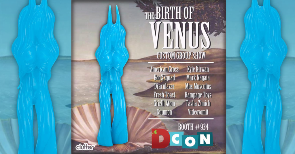The-Birth-of-Venus-clutter-DCon