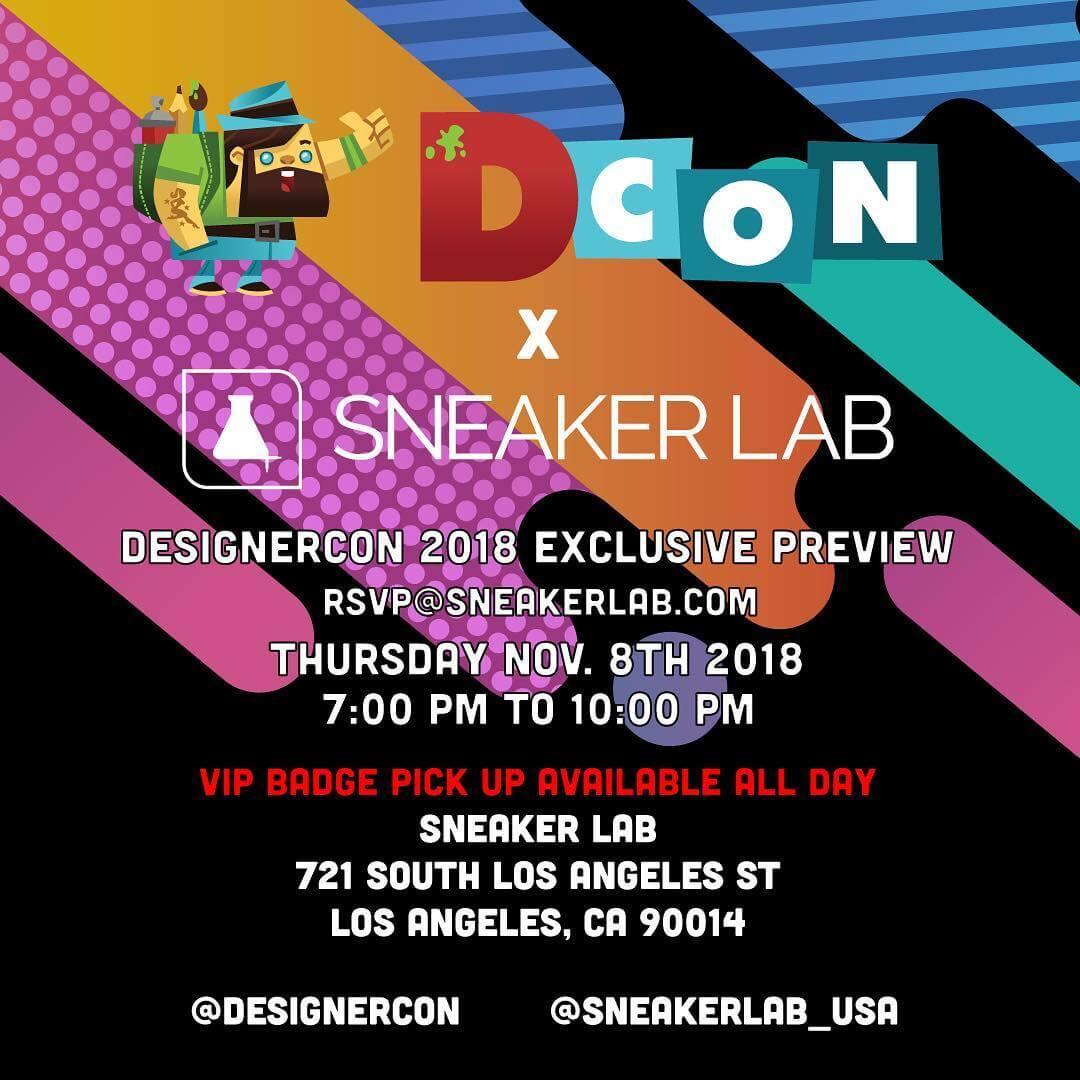 designercon-sneakerlabs-preview-night
