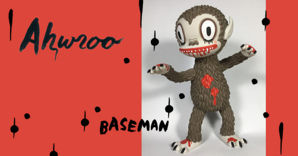 gary baseman ahwroo