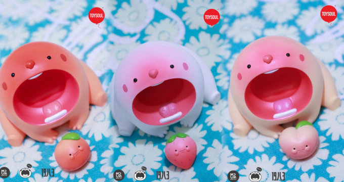 Mochi First Release By MUPA TOY x 19八3