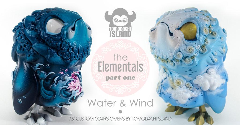 The Elementals OMENS - Part 1 by Tomodachi Island x COARSE TTC