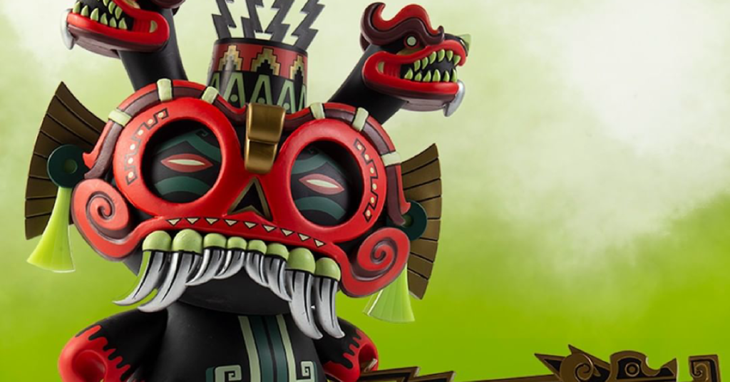 The-Red-Tlaloc-Kidrobot-Exclusive-Jesse-Hernandez