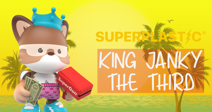 king-janky-the-third-superplastic