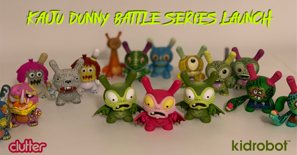 kaiju-dunny-battle-kidrobot-clutter-series-launch