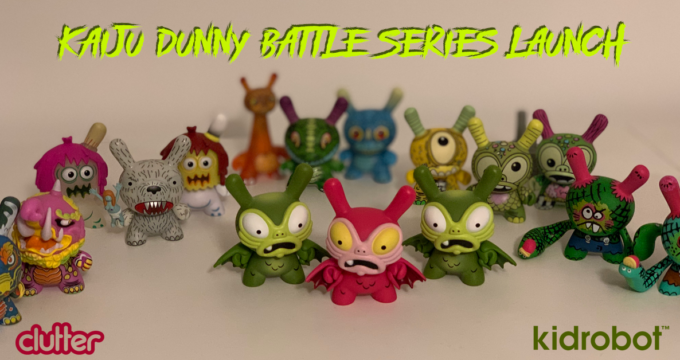kaiju-dunny-battle-kidrobot-clutter-series-launch