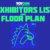 ToyCon UK 2019 Exhibitors list Floor Plan The Toy Chronicle