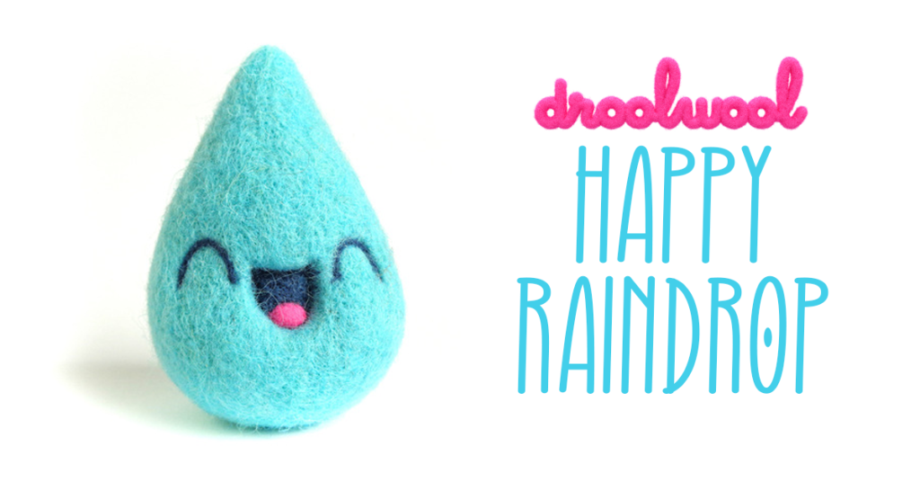 happy-raindrop-droolwool-featured