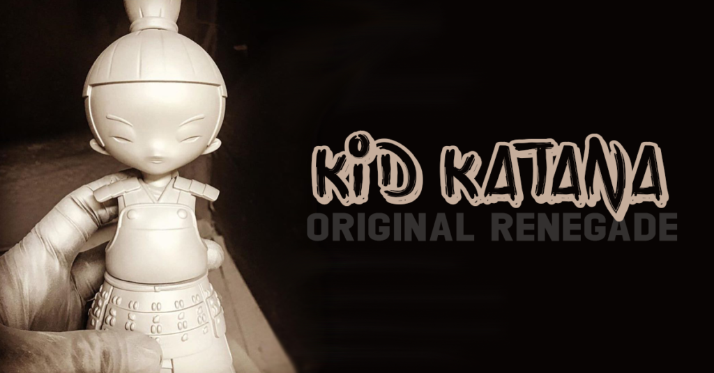 kidkatana-original-renegade-2petalrose-collectanddisplay