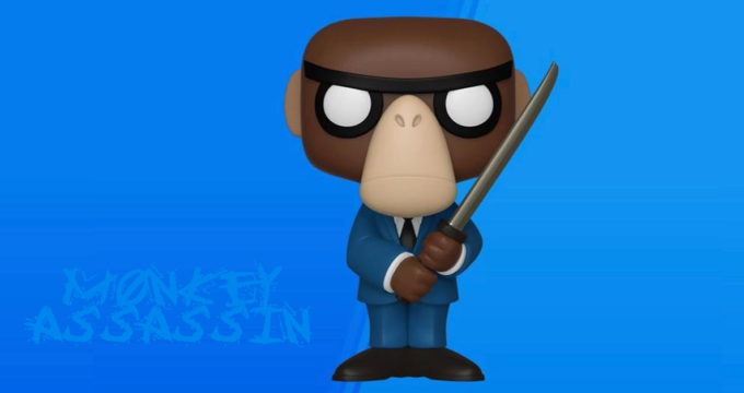 monkey-assassin-funko-paper-plastick