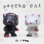 psycho cat