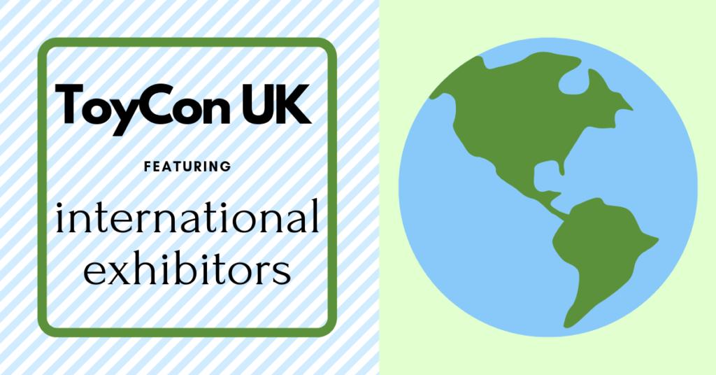 ToyCon UK designer toy convention header