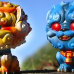 Chibi Shi-Shi-Custom-3Dhero