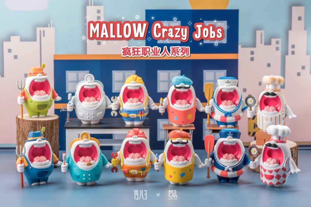 Jobs in toys