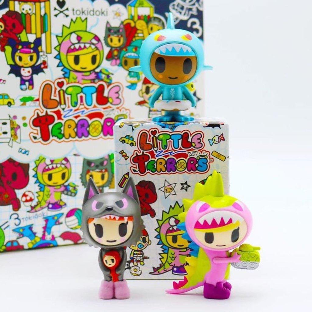 Tokidoki Little Terrors 1 Piece Blind Box