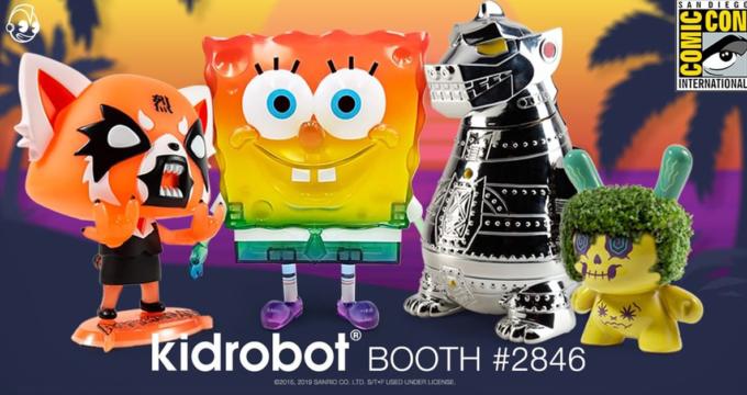 kidrobot-sdcc-2019-exclusives
