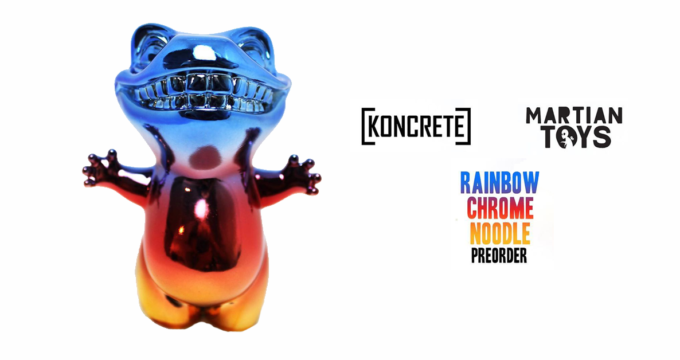 rainbow-chrome-noodle-koncrete-preorder-featured