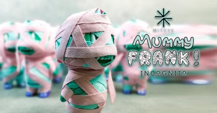 Mummy Frank by Mitoys