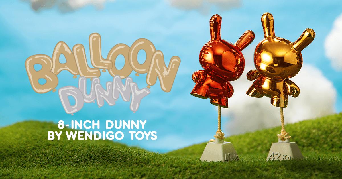 balloon-dunny-kidrobot-wendigotoys