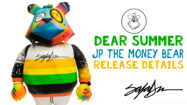 JP The Money Bear Dear Summer Featured